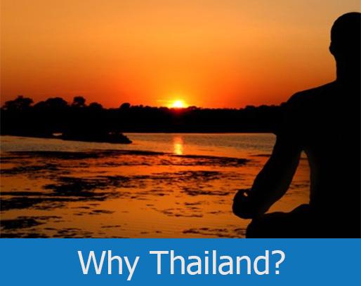 Travel in Thailand.